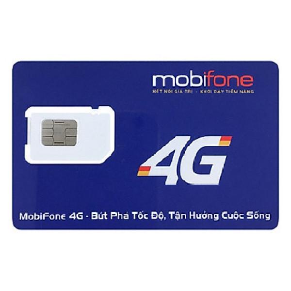 Sim 4G MobifoneF Trọn gói không cần nạp tiền