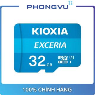 Thẻ nhớ microSD Kioxia 32GB Exceria C10 U1 LMEX1L032GG4 (Không Adapter) - Bảo hành 60 tháng thumbnail