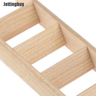 Sản Phẩm Phụ Kiện Chơi Game Jettingbuy, Bậc Thang Hamster Bằng Gỗ, Dành Cho Đồ Chơi Leo Trèo 8