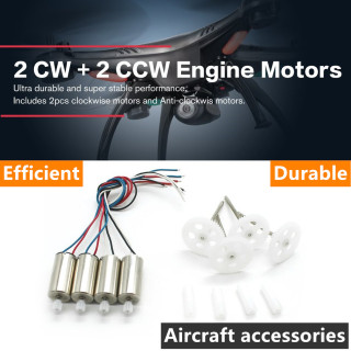 Động Cơ CFB 2 CW + 2 CCW Có Bánh Răng Cho Máy Bay Không Người Lái SYMA X5SW X5SC X5HC X5HW RC thumbnail