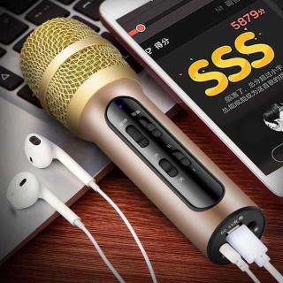 Bộ mic thu âm livestream cực chất C11 cho giới trẻ, Micro Karaoke Livestream cực đã, cực chất thumbnail