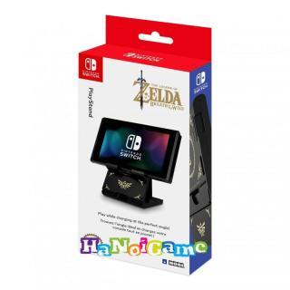 Đế đứng cho Nintendo Switch thế hệ mới ( màu đen Zelda ) thumbnail