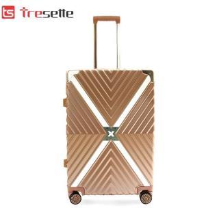 Vali khóa sập Tresette cao cấp nhập khẩu Hàn Quốc TSL 605526PK thumbnail