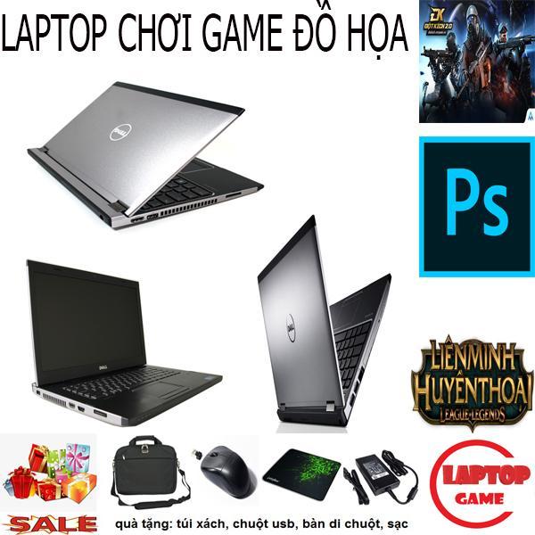 (Laptop chơi game+đồ họa giá tốt ) Dell Vostro V3550 (Core i5 2410M/Ram 4G/HDD 250G/MÀn 15.6in) dòng vostro cao cấp và bền bỉ