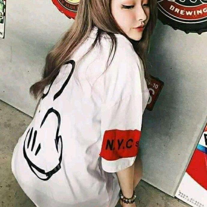 [TRANGLINHLUXURY88] áo nữ hoodies, sweatshirts  hàng chất đẹp, giá mềm (hàng y hình) HOT