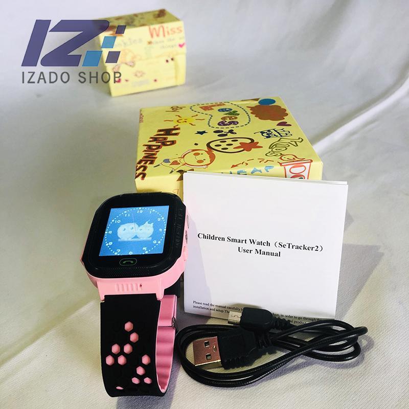Đồng hồ cảm ứng định vị trẻ em bán chạy