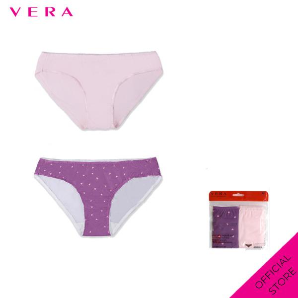 Combo 02 quần lót nữ thun lạnh VERA 6323