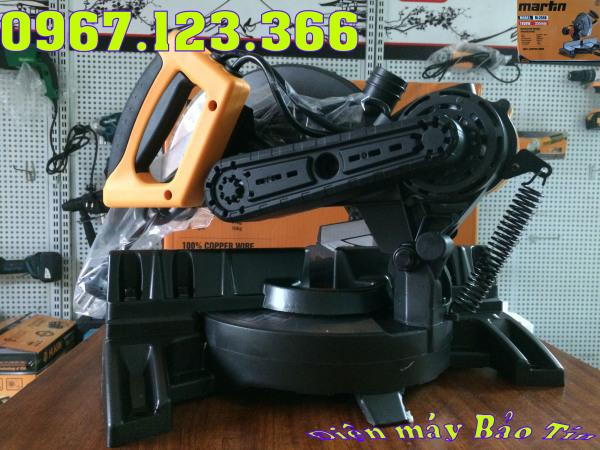 Máy cắt nhôm MARTIN M-255B.1850w - 255mm chưa bao gồm đĩa cắt
