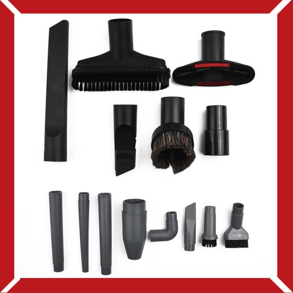 Bộ Đầu Hút Máy Hút Bụi Bộ vòi hút đầu nối cọ làm sạch 15 món chuyên dụng cho máy hút bụi