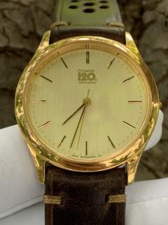 Đồng hồ nam CITIZEN máy vàng - Pin - của Nhật thumbnail