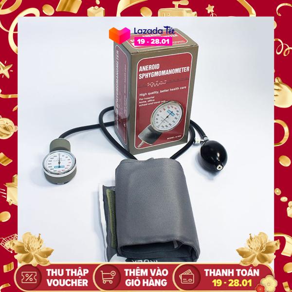 Bộ đo huyết áp đồng hồ SAKURA cho kết quả chính xác, Thiết bị chăm sóc gia đình vô cùng cần thiết, dễ dàng sử dụng - Guty Care