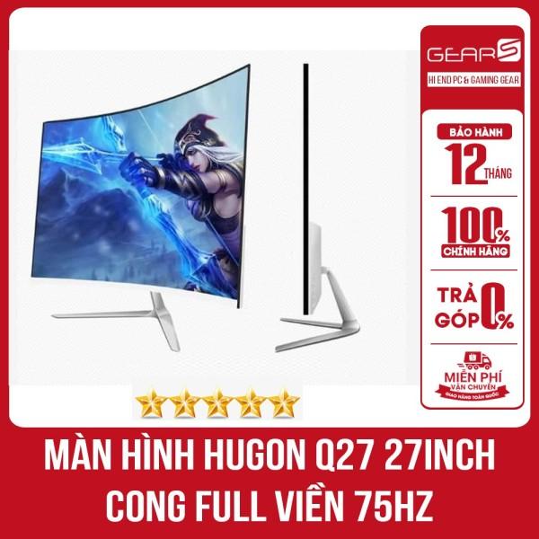 Bảng giá [Siêu rẻ]Màn hình HuGon Q27 27inch Cong Full Viền 75HZ New 100% Phong Vũ
