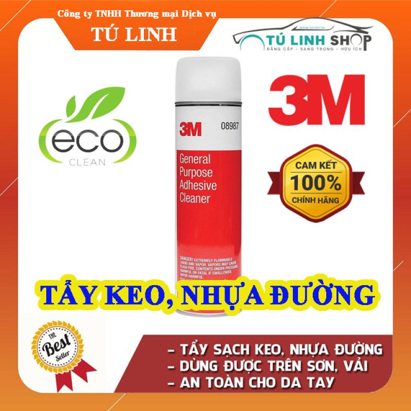Tẩy keo tẩy nhựa đường 3M General Purpose Adhesive Cleaner
