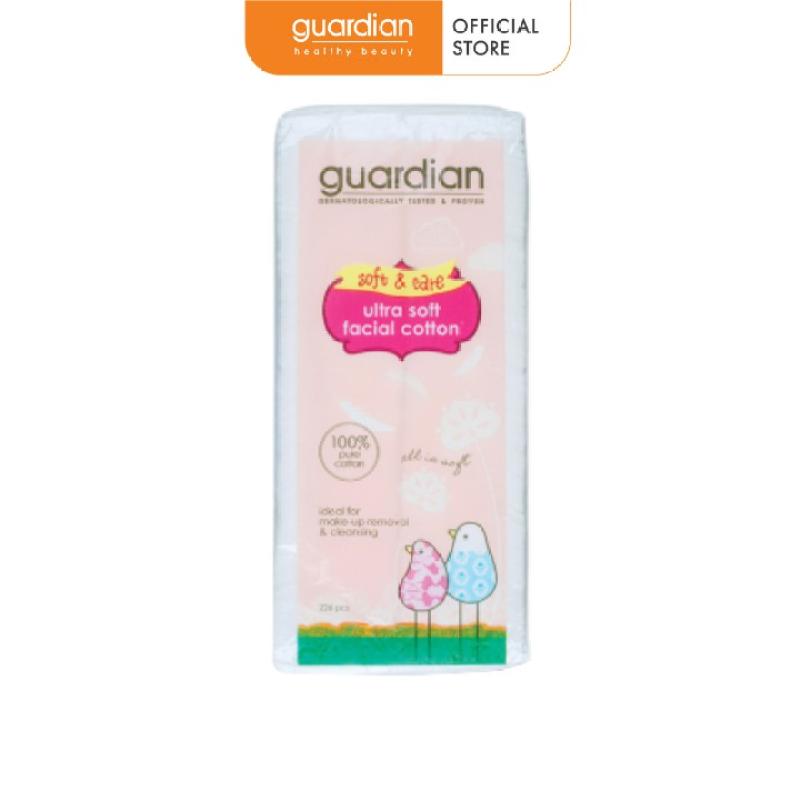 Bông tẩy trang Guardian (226 miếng) nhập khẩu