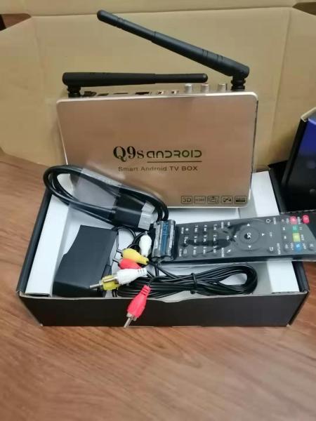Bảng giá Android Box Q9s Biến TV Thành Smart TV GIÁ SIÊU MỀM chạy SALE Điện máy Pico
