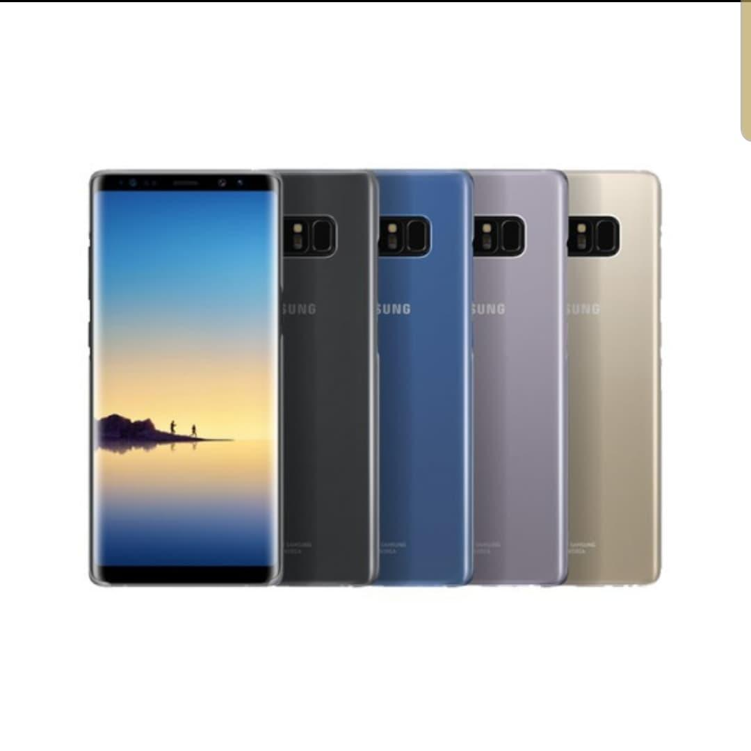 Điện Thoại Samsung Galaxy Note8 2 Sim 64GB Ram 6G - Samsung Note 8 Xách Tay Chính Hãng Giá Rẻ Nhất Toàn Quốc - Bảo Hành 1 Năm Đang Trong Dịp Khuyến Mãi