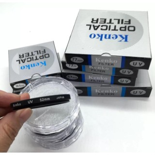 (CÓ SẴN) Filter Kenko UV cho lens máy ảnh giá rẻ 39mm 40.5mm 43mm 46mm 49mm 52mm 55mm 58mm 62mm 67mm 72mm 77mm 82mm thumbnail