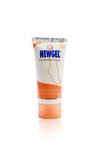 Kem chống nẻ gót chân NEWGEL