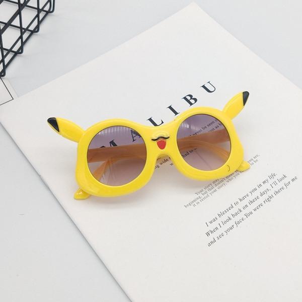 Giá bán Kính mắt thời trang Pikachu siêu dễ thương cho bé yêu mã 1549