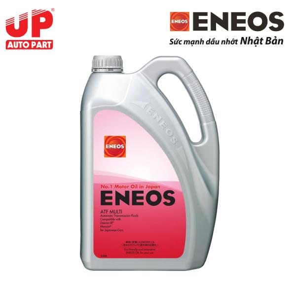 Dầu hộp số tự động tổng hợp toàn phần ENEOS ATF MULTI (Can 4 lít)