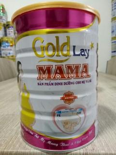SỮA DÀNH CHO BÀ BẦU GOLDLAY LON 900G - Sữa dinh dưỡng dành cho Mẹ Bầu Goldlay Mama 900g - sữa dinh dưỡng cho mẹ bầu thumbnail
