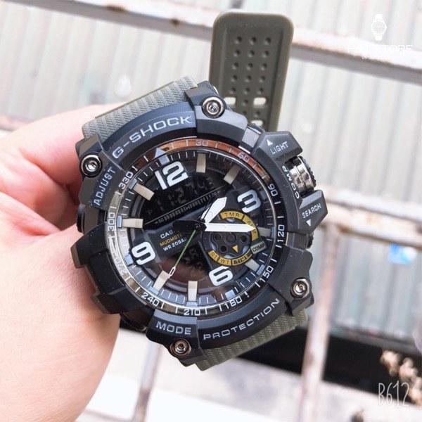 Đồng hồ nam Casio G-shock GW-1033 Xanh – Chống nước - Đồng hồ P&T [FreeShip- Hàng cao cấp- Full box ] bán chạy
