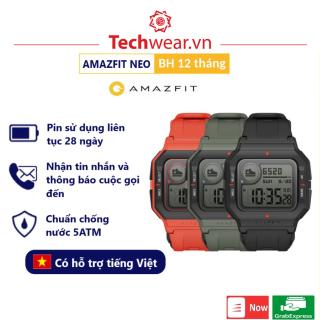 Đồng hồ thông minh Huami Amazfit Neo - phiên bản quốc tế [Mới 100% Bảo hành 12 tháng Giá tốt giao hàng toàn quốc] thumbnail
