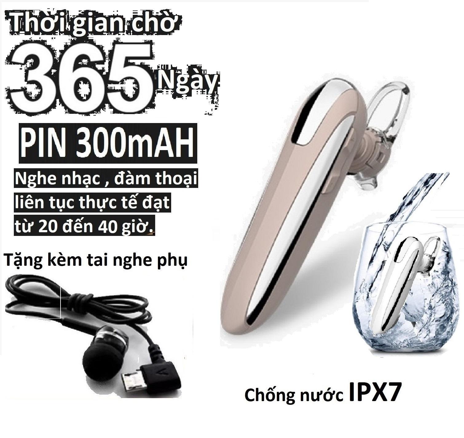 Tai nghe bluetooth 4.1  Y8 , pin 250mAh, nghe nhạc , đàm thoại 28h. Tai nghe bluetooth 5.0  X8 pin 300mAh , nghe nhạc đàm thoại 20 đến 40 giờ tùy theo mức âm lượng ,sản xuất 2021 ,được bảo hành đổi mới 1 đổi 1.