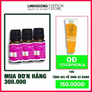 Linh Hương tăng vòng 1 hiệu quả săn chắc ngực phát triển vòng ngực phụ nữ tặng Gel phụ khoa X2 Nano nghệ cocayhoala 10ml thumbnail