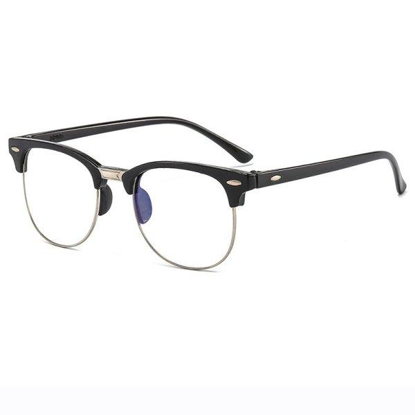 Giá bán Gọng kính mát nữ nam râm đen chống nắng, kính mắt giả cận 4 màu K369
