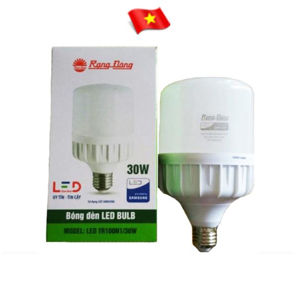 Bóng đèn Led Trụ 30W Rạng Đông chip Led SamSung