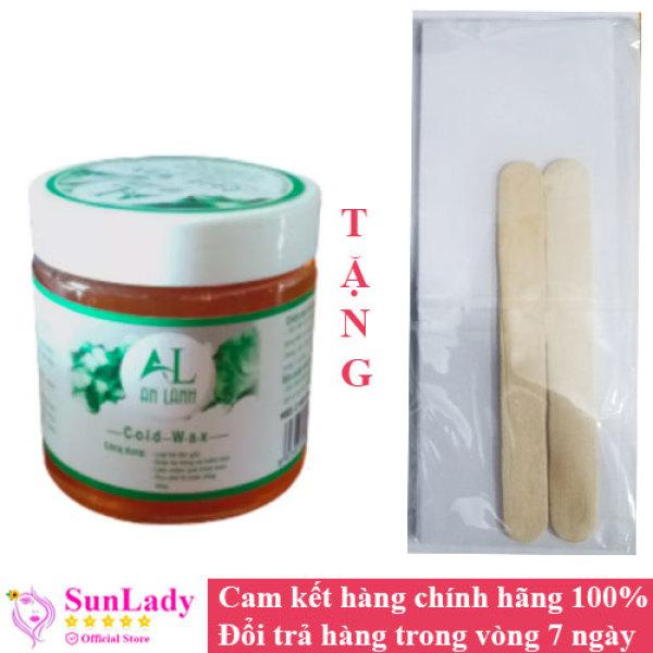 Wax lông An Lành - Wax lạnh An Lành (Tặng kèm Que gạt và Giấy) giá rẻ