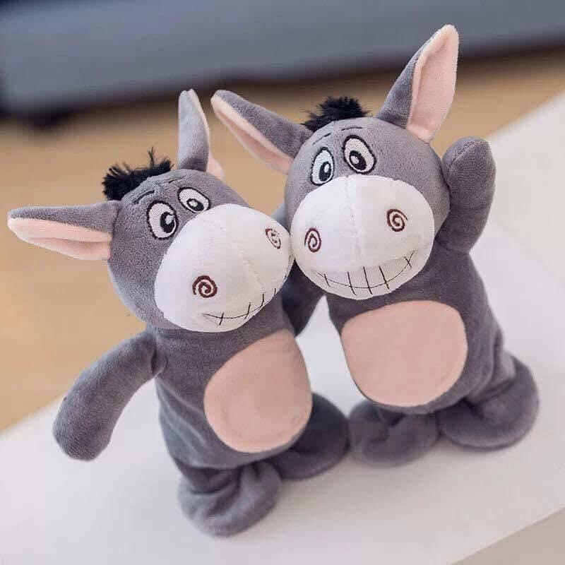 Lừa Donkey nhại tiếng thông minh