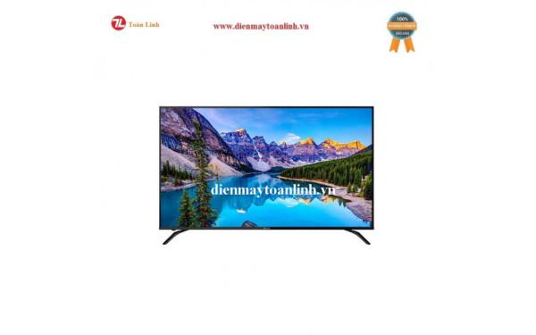 Bảng giá Tivi Sharp 4T-C60AL1X Smart 4K 60 Inch - mẫu 2020 Chính hãng
