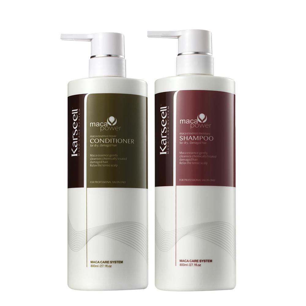 Cặp gội xả Karseell – Thần dược dành cho tóc uốn, nhuộm (HONGKONG)