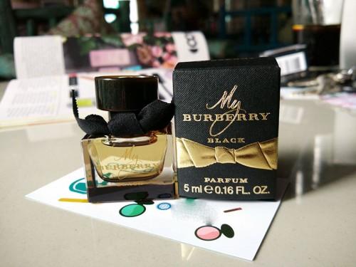 [Authentic] Nước hoa Nữ Burberry Black nhập khẩu