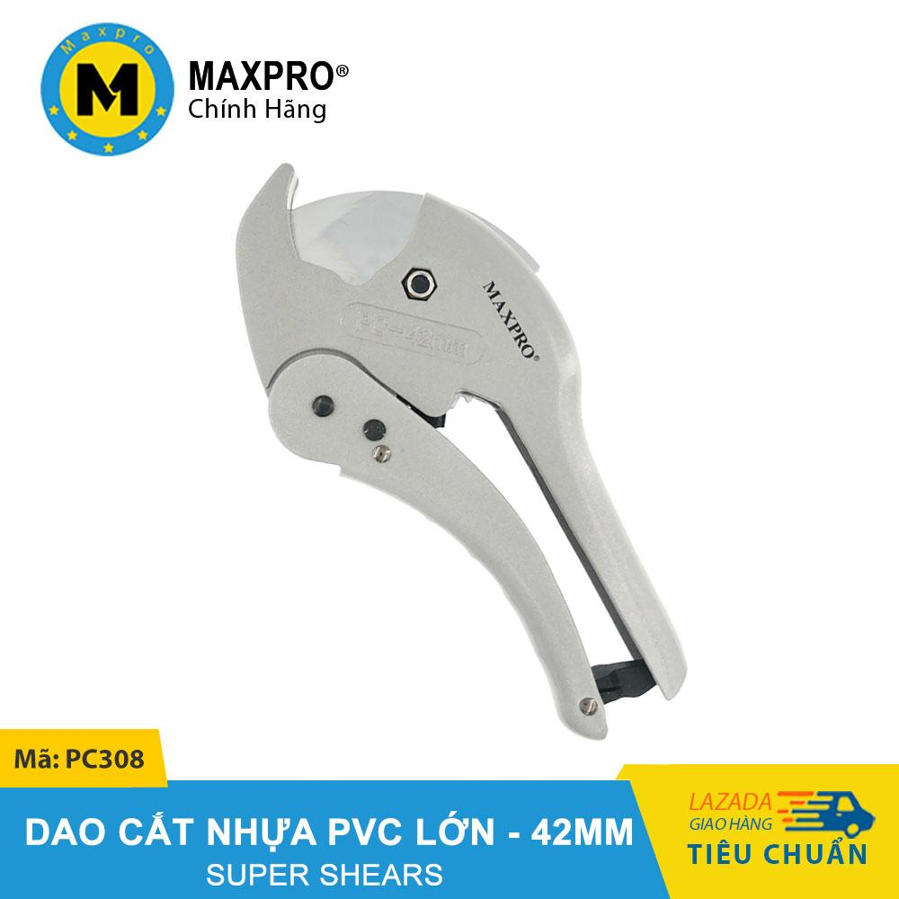 Dao Cắt Ống Nhựa PVC MAXPRO Kiểu Lớn Đường Kính Ống 42MM - PC308