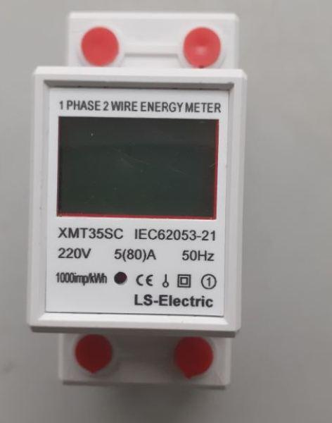 CÔNG TƠ ĐIỆN TỬ ĐA NĂNG 1PHA CÔNG SUẤT 80A- LS Electric 4 thông số