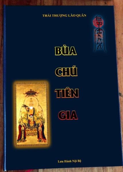 Mua Bua Chú Tiên Gia (Phép Thuật Tiên Gia) - Thái Thượng Lão Quân