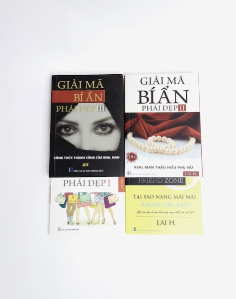 Mua Tất cả sách của Lai H.