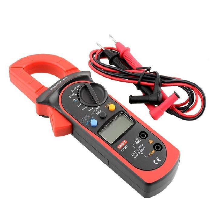 Kìm đo điện, đồng hồ Ampe kìm UNI-T UT 201 - ABG Shop