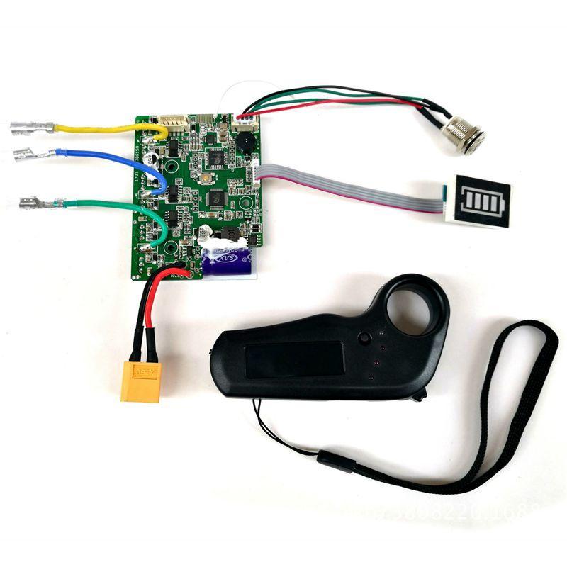 Mua Electric Skateboard Controller Skateboard Driver Board Single-Drive External Sensing Hub Motor Board 36V Skateboard Controller
