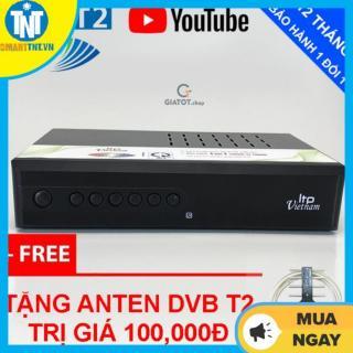 Đầu thu kỹ thuật số DVB T2 LTP STB-1406 tặng Anten DVB T2 thumbnail