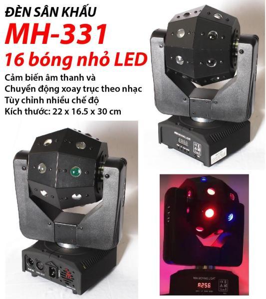 Đèn sân khấu MH-331 16 bóng nhỏ LED