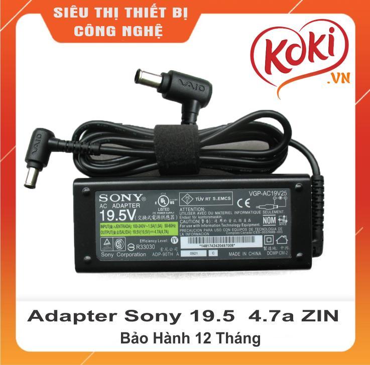 Adapter SONY 19.5V - 4.7A zin