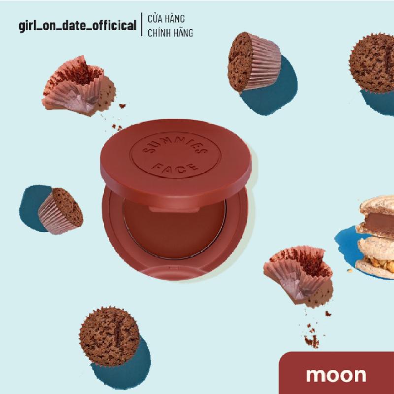 Phấn má Sunnies Face Airblush [Cream Blush & Cheek Tint] Moon giá rẻ