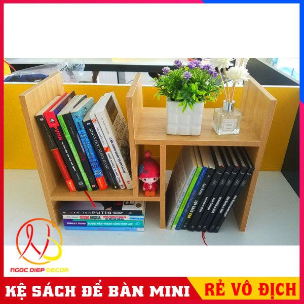 [ SALE ] Kệ sách để bàn, kệ để sách học sinh, tự lắp ráp dễ dàng, điều chỉnh nhiều tư thế đẹp mắt