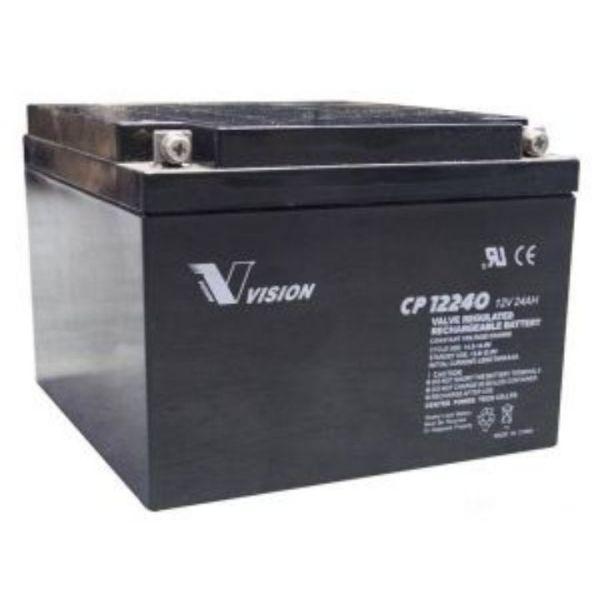 Bảng giá Ắc quy Vision 12V 24Ah CP12240E-X Phong Vũ