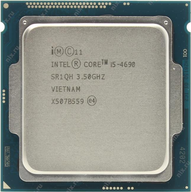 Giá Bộ xử lý Intel® Core™ i5-4690 6M bộ nhớ đệm, tối đa 3,90 GHz