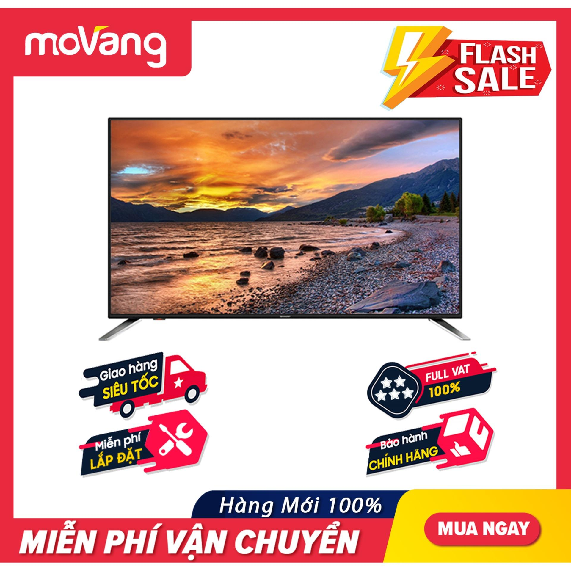 Smart Tivi Sharp 45 inch 2T-C45AE1X Mẫu 2019
